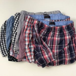 Banana Republic Boxer Shorts - LOT of 10